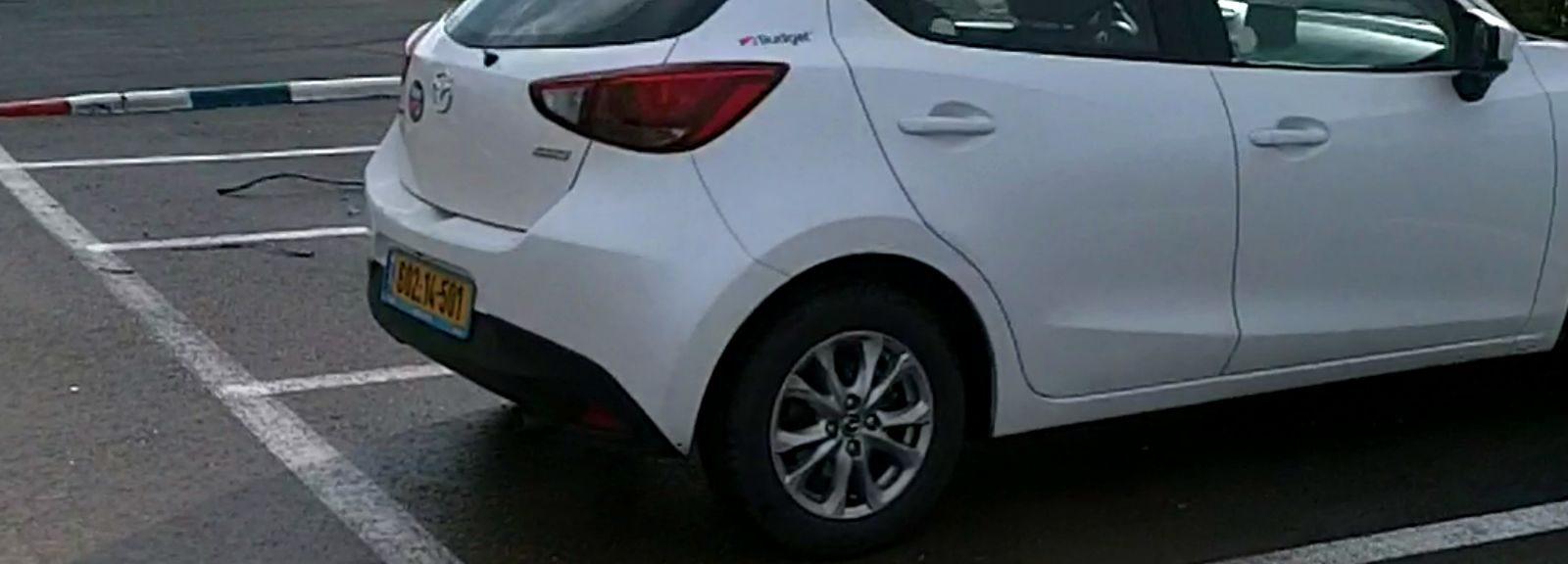 Autofahren in Israel